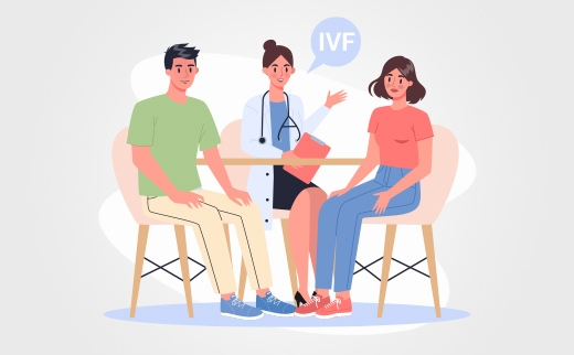 IVF Treatment Stages